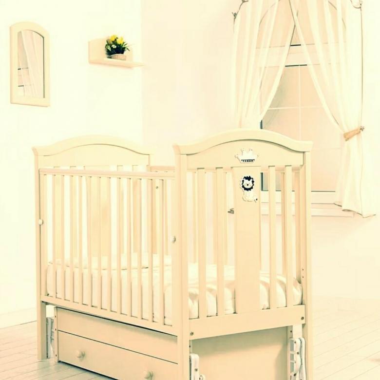 Гандылян : детская кроватка