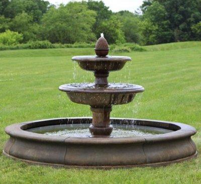 ❶ Как сделать простой фонтан