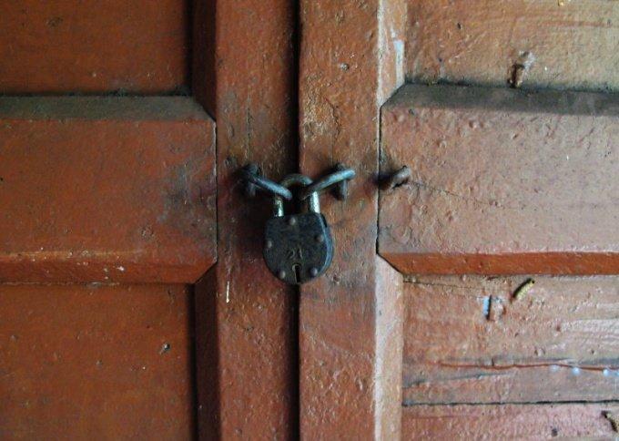 Как открыть дверь подъезда